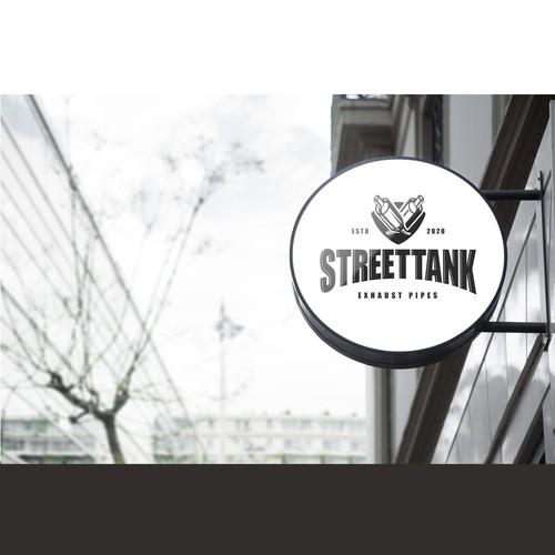Streettank logo