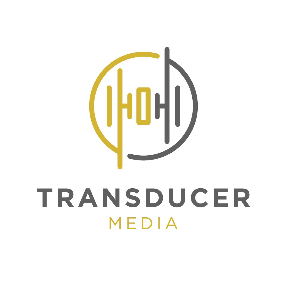 Design a logo for a Media Company focused on Storytelling