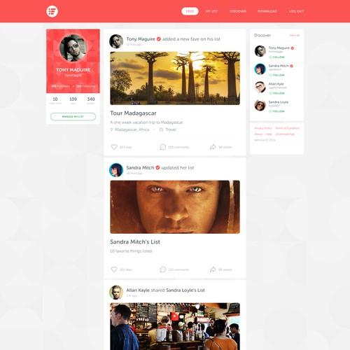 Tenmost Web App