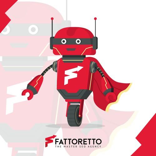 Fattoretto Mascot