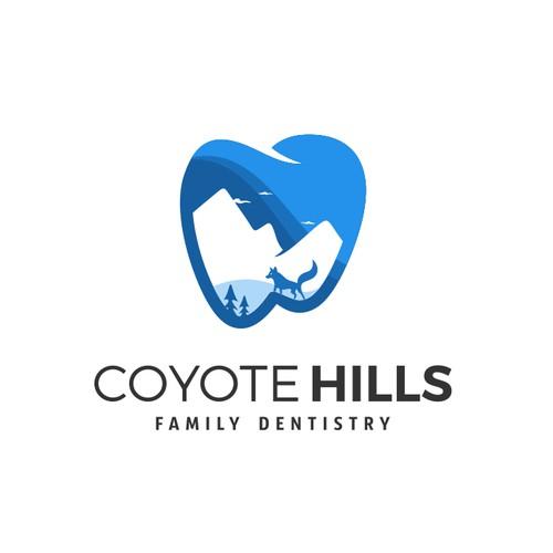 original dental logo concept