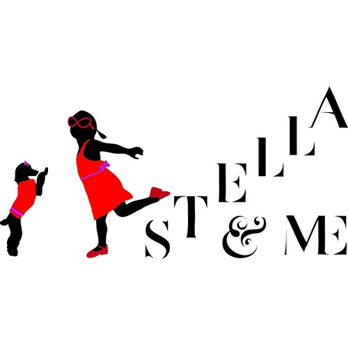 Create the next logo for Stella & Me