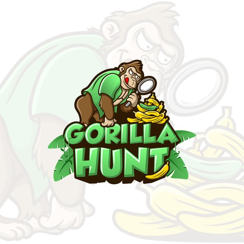 Logo for Gorilla Hunt