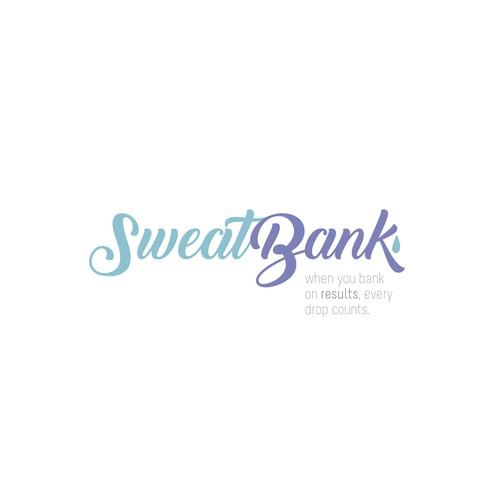 Logo design for Sweat Bank