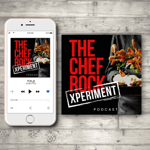The Chef Rock Experiment