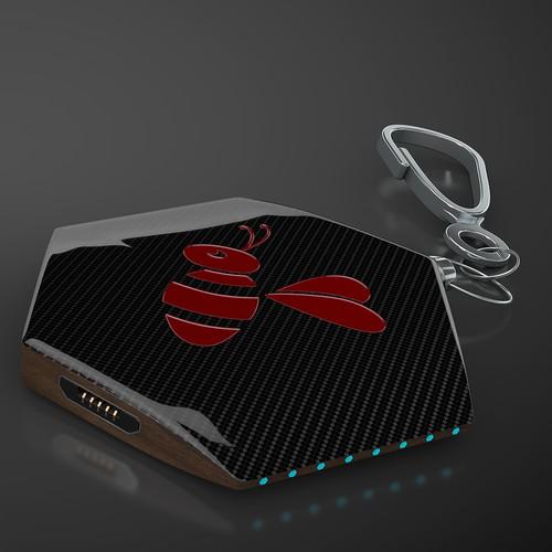 3D-Design for bluebee