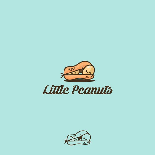 Logo proposal for Little Peanuts