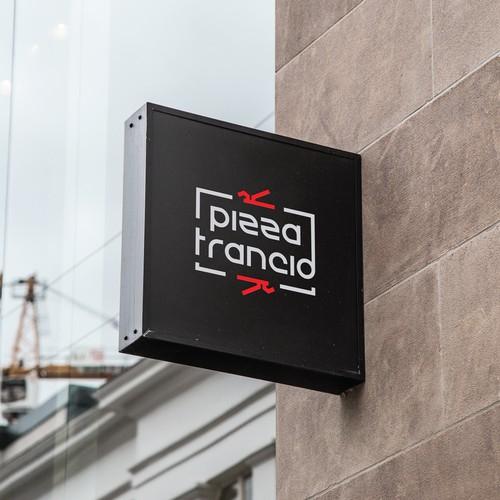Logo Design for Pizza Trancio