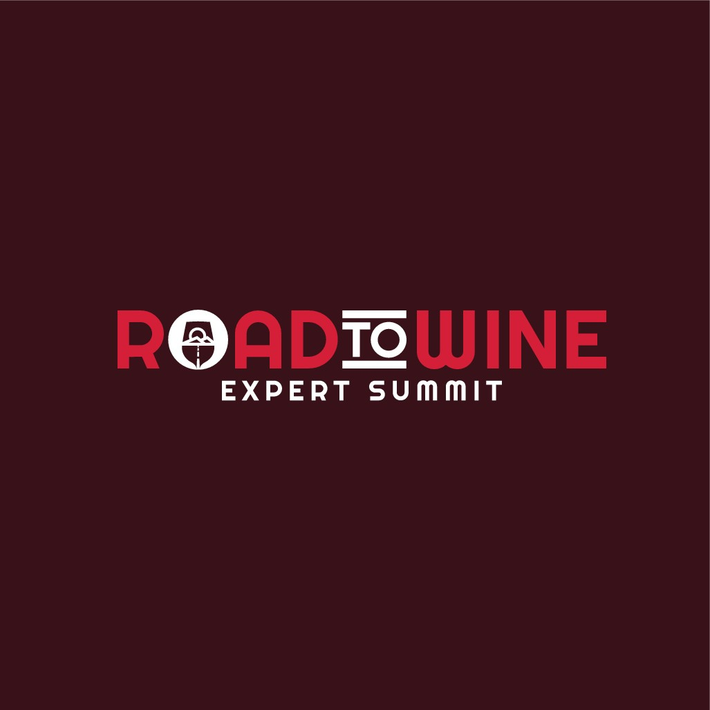 Create an inspiring logo for people starting their wine journey