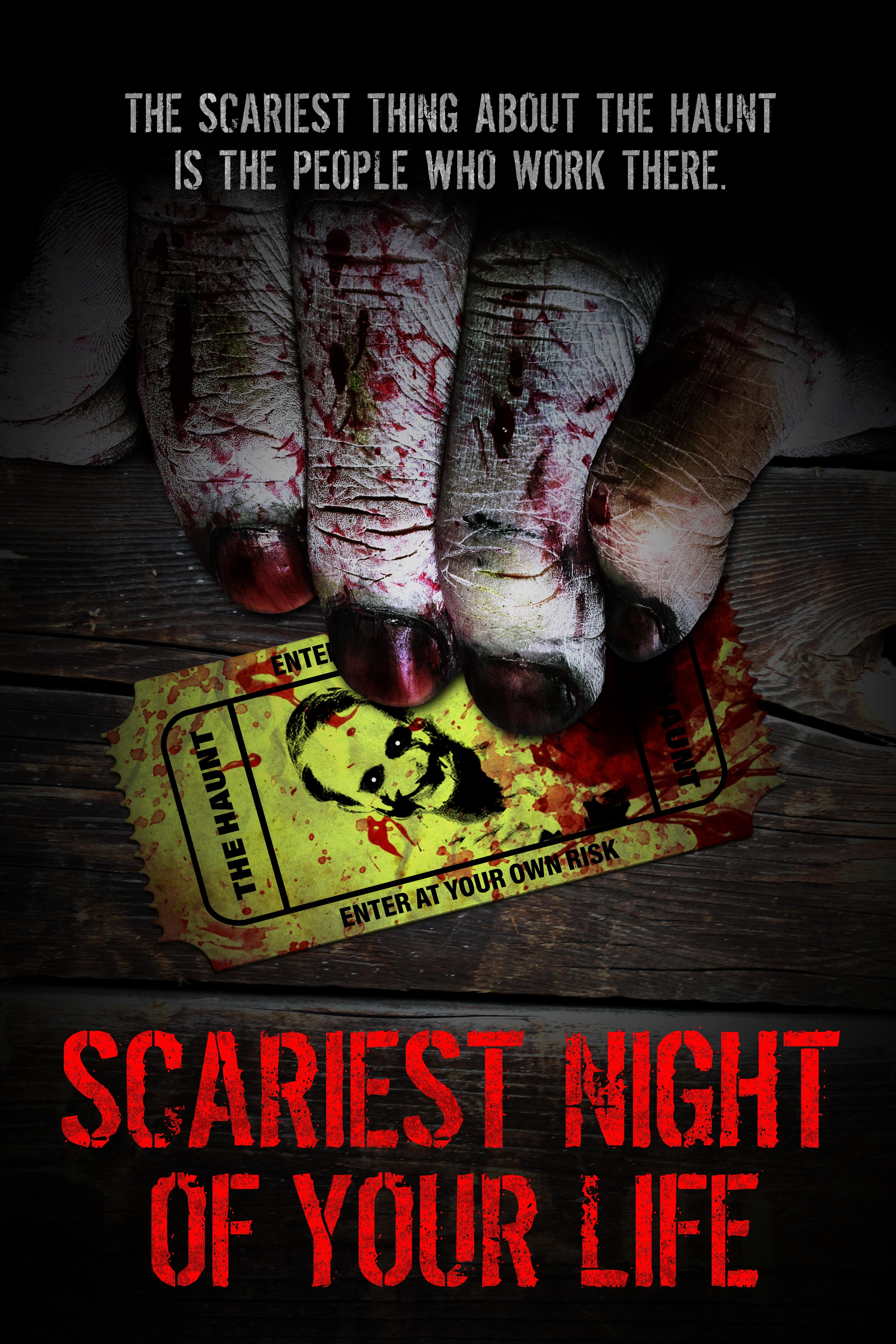 Movie Poster for Halloween Haunt Horror Film