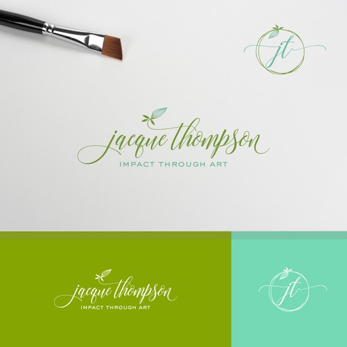 Logo for Jacque Thompson