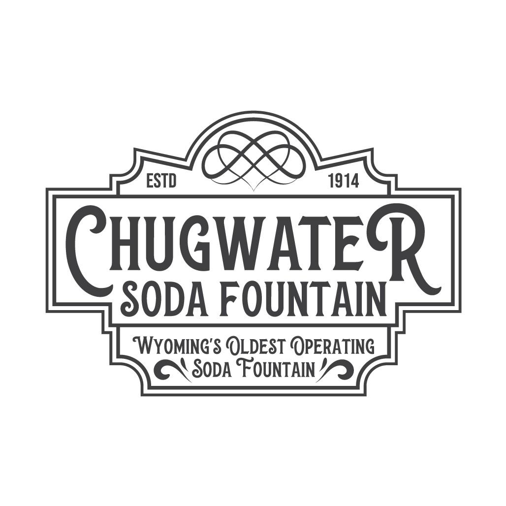 Design a Logo for a Historic Wyoming Soda Fountain