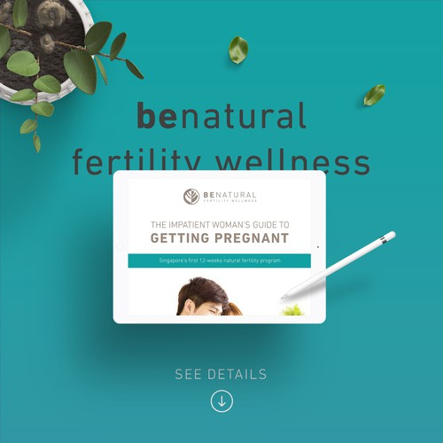 E-Book for BeNatural Singapore