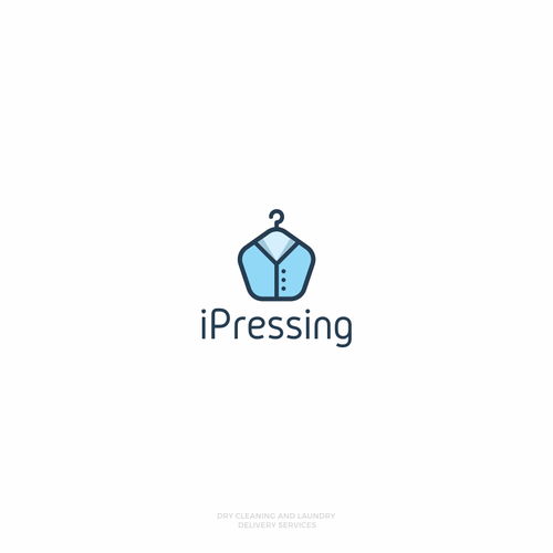 Logo design for iPressing