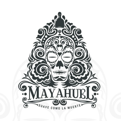 Logo for a modern and unique Premium Tequila brand