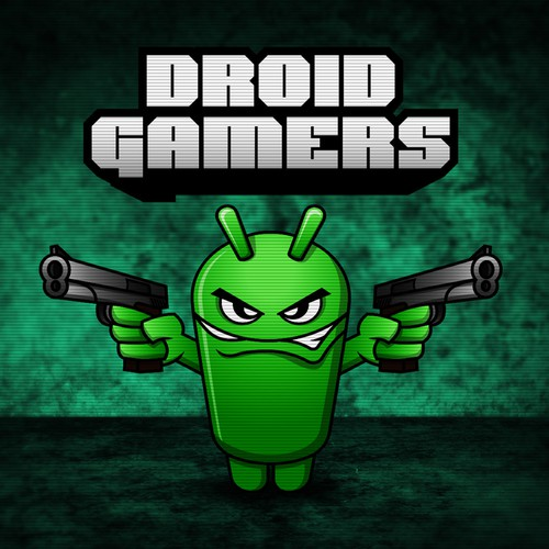 Logo wanted for DroidGamers
