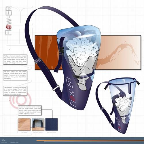 Sustainable Flow-ER Backpack Evolution