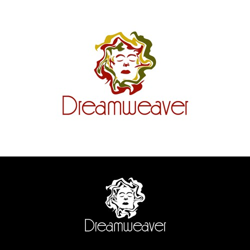 Logo concept for Dreamweaver