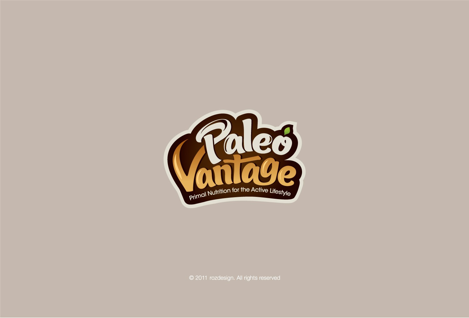 New logo wanted for PaleoVantage