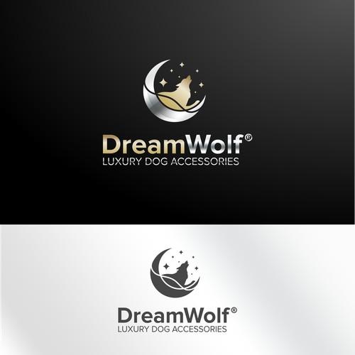 logo DreamWolf