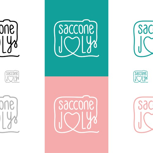 Logo for Youtube channel (SacconeJolys)