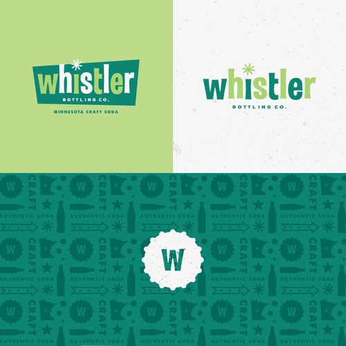 Whistler Bottling co.