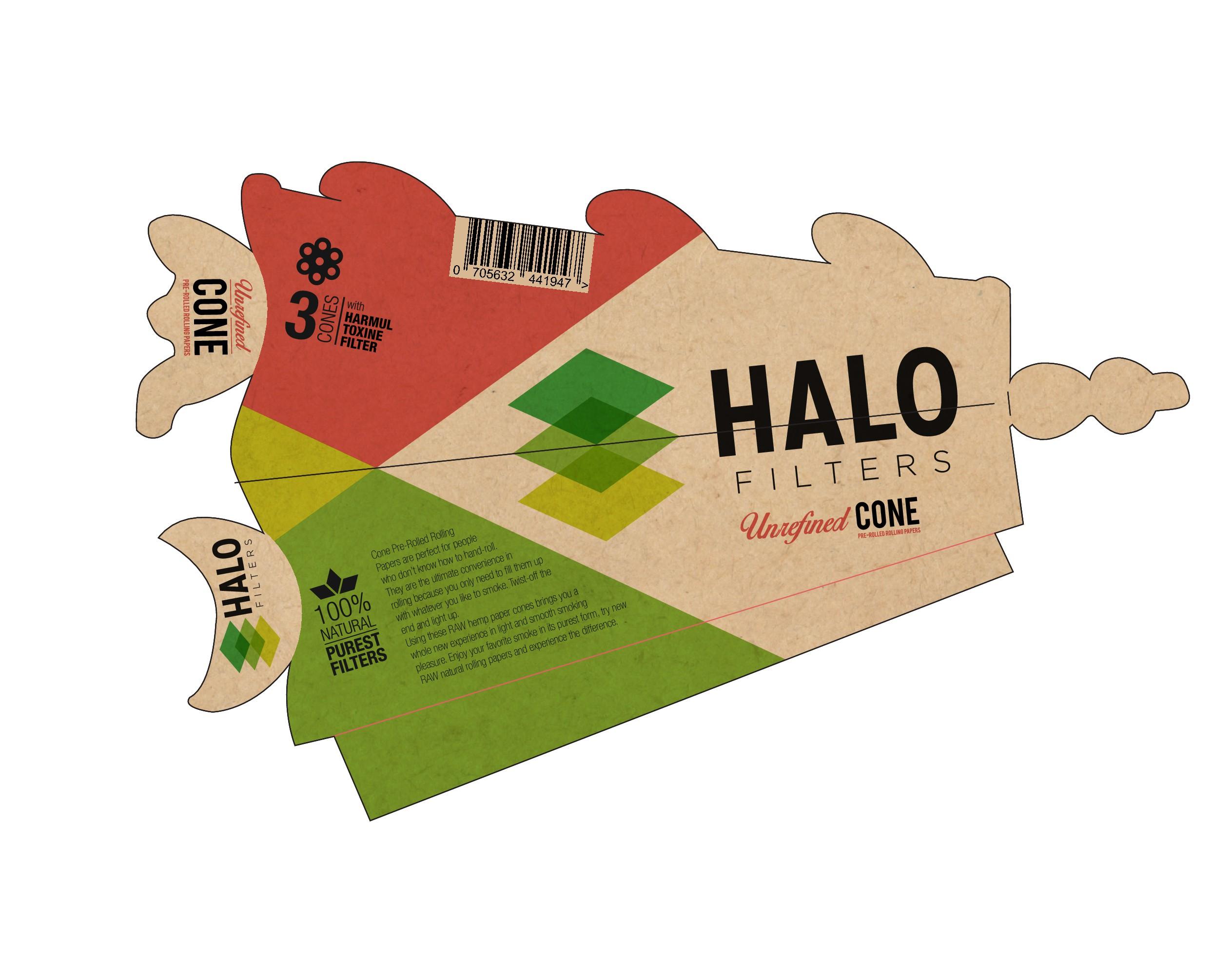 New Smoking Filter Brand Needs Innovative Packaging Design