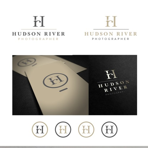 Logo for Hudson River Photographer
