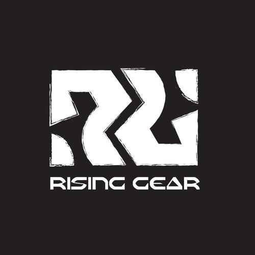 Rising Gear Logo