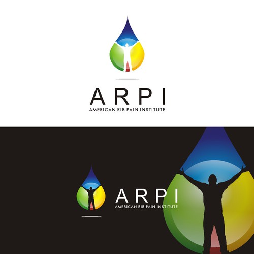 logo concept for ARPI