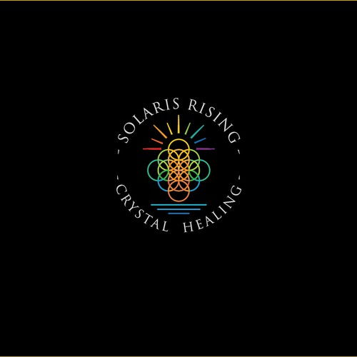 Re-vamp our existing Logo of Solaris Rising