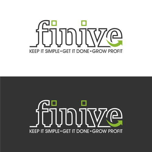Help Finive with a new logo