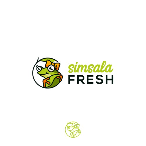 Logo Design entry for Simsala Fresh