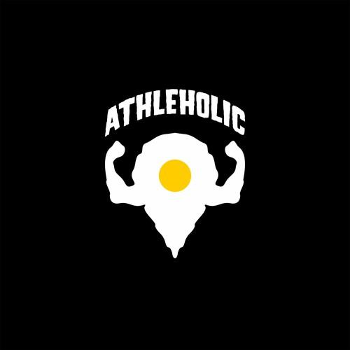 Logo for Athleholic