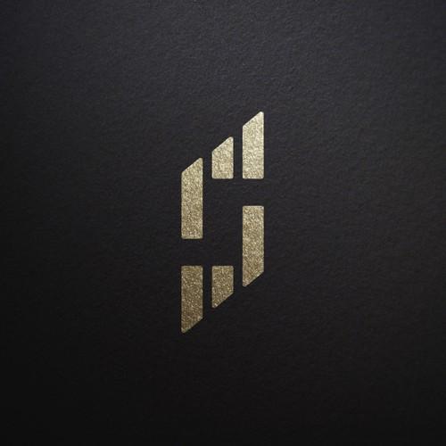 'S' lettermark
