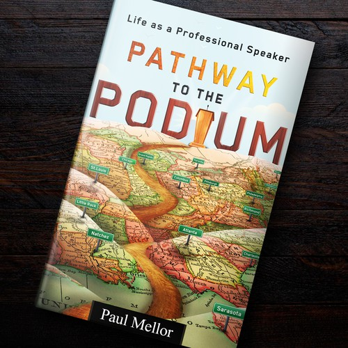 """Pathway to the Podium"" Artwork (Personal Success Story)"