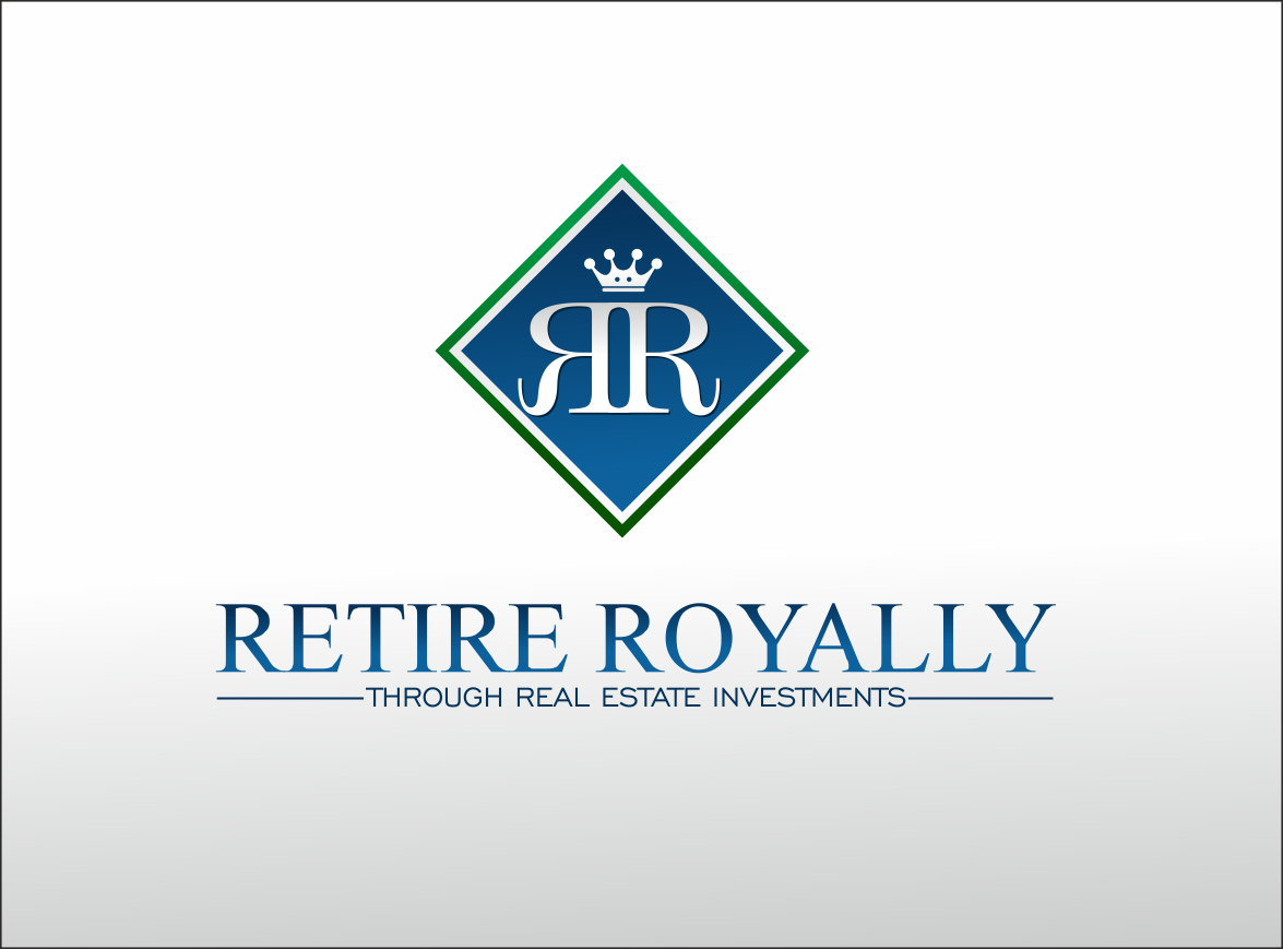 Help Retire Royally with a new logo