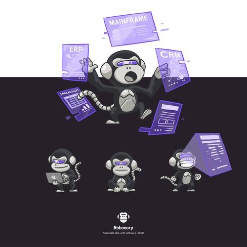 Robocorp Mascot