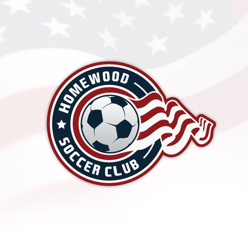 Homewood Soccer Club new logo