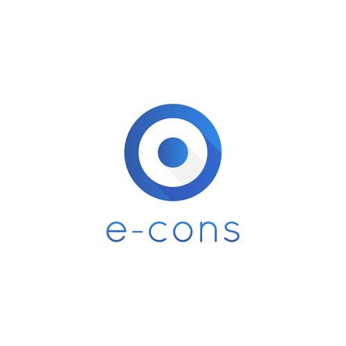 E-cons logo