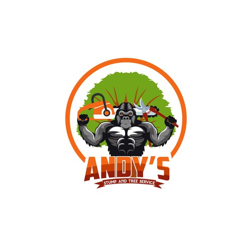 Andy's Stump And Tree Service