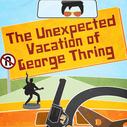 Book cover - George Thring