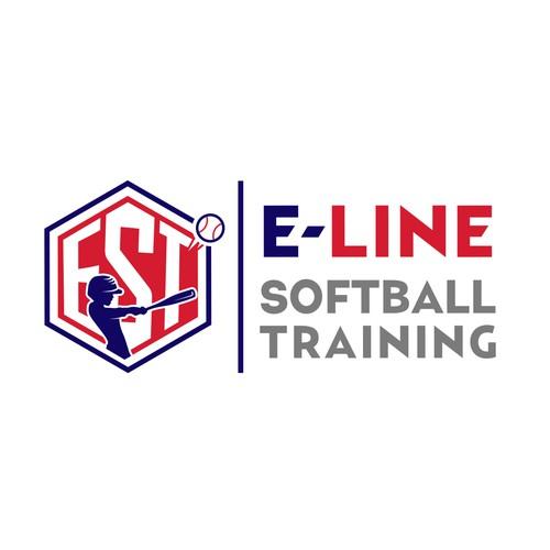 Logo Concept for E Line