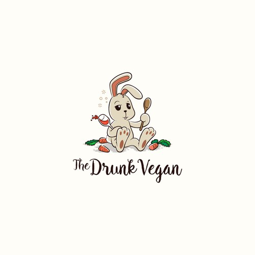 The Drunk Vegan