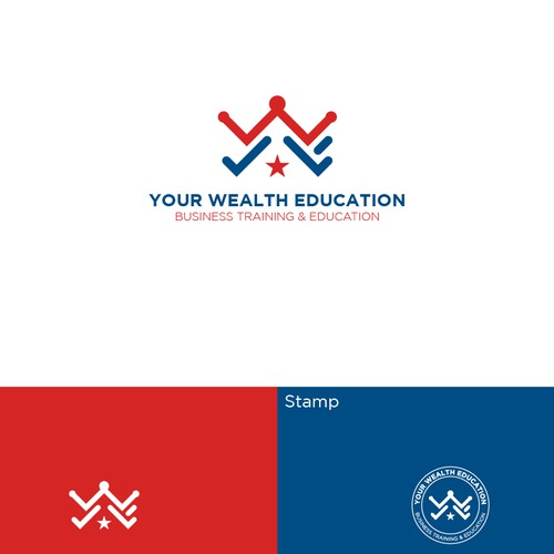 Logo Concept for Your Wealth Education
