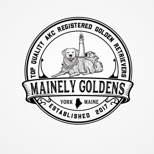Mainely Goldens