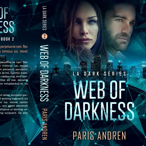Web of Darkness - Romantic suspense