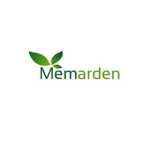 Web 2.0 E-Learning Platform Logo - memarden