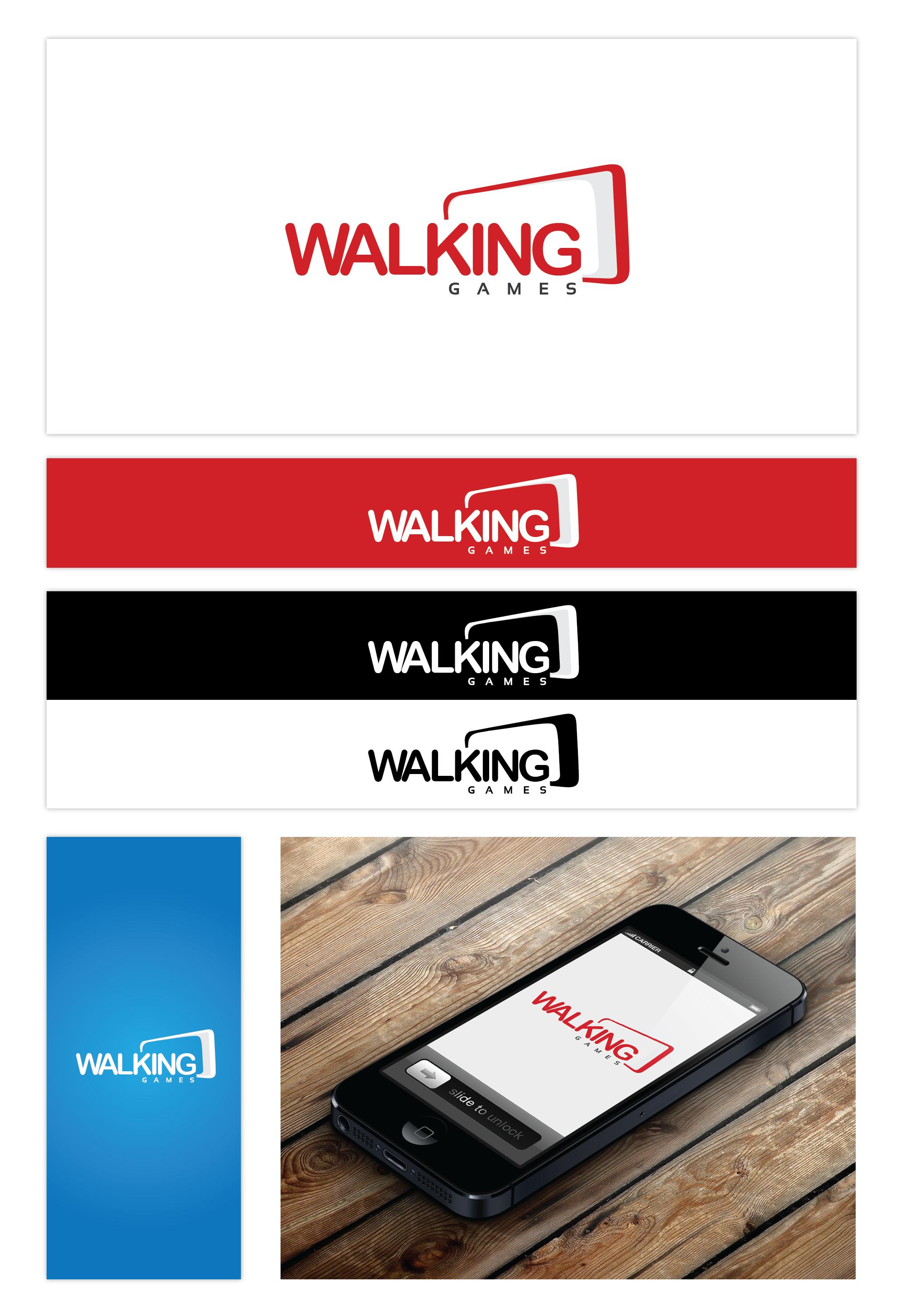 WalkinGames needs a new logo