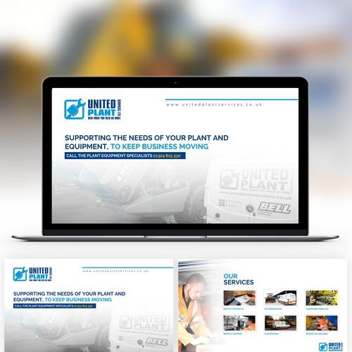 Heavy Plant Maintenance Sales & Marketing Powerpoint!